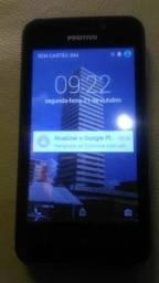 Vendo celular positivo ou troco no mesmo valor 120.00