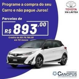 Consorcio Canopus Yaris X Way HB 1.5 Aut. 2020 - 2019