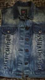 Colete Jeans Pool