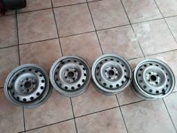 Rodas de ferro VW
