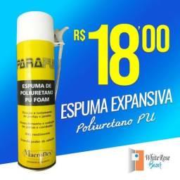 Espuma expansiva ( poliuretano pu)