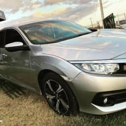 Honda Civic EXL - 2016