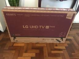 TV 43 polegadas, 4K