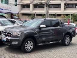 Ford Ranger Limited 3.2 Aut. 4x4 2017 Top de Linha - 2017