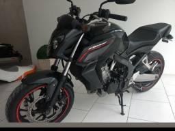 Honda CB 650F 2015 impecável - 2015