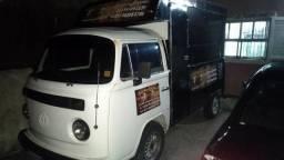 Kombi Food Truck Completa Urgente - 1986