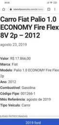 Palio Economy 1.0 - 2012