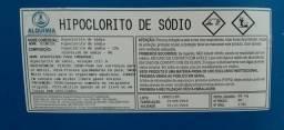 Hipoclorito de sódio ( cloro )