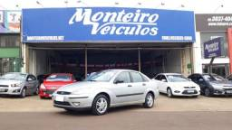 FORD FOCUS SEDAN 2.0 16v(Aut.) 4P   2008 - 2008