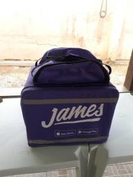 Mochila para entregas(bag termica)