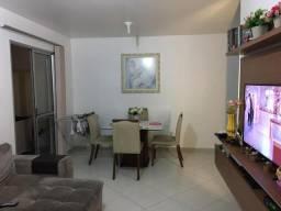 Apartamento 2/4 com suíte - Condomínio Riviera