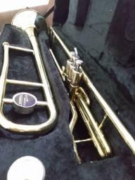 Trombone pisto Si b