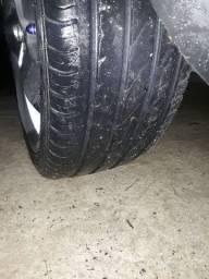 Troco pneus 205/40/17 por 195/45 ou 205/45