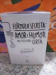 Colônia Fórmula Secreta Amor e Humor