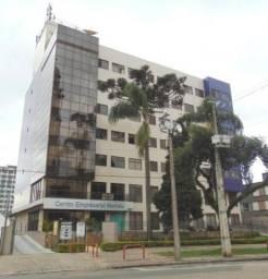 Sala para alugar, 47 m² por R$ 1.500,00/mês - Mercês - Curitiba/PR
