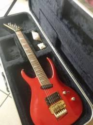 Oportunidade. Guitarra Tagima T-zero com hard Case da gator