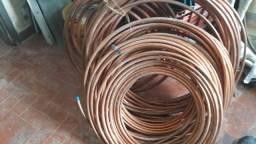 Tubo de cobre ideal pra estalação de AR condicionado
