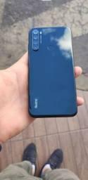 Redmi Note 8 64 GB PRETO