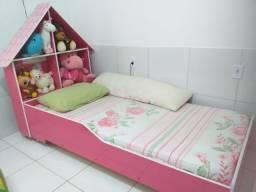 Cama infantil+colchão