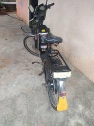 Bicicleta elétrica troco por biz
