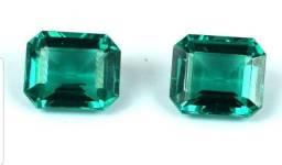Pedra preciosa  esmeralda natural, peso, 10 quillates, $ 9.750 reais, aceitos cartão