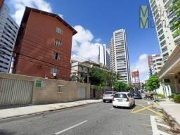 Kitnet com 1 dormitório à venda por R$ 125.000,00 - Cocó - Fortaleza/CE