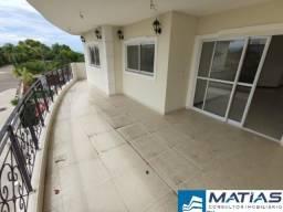 Apartamento de 3 quartos ,2 vagas e área lateral em Nova Guarapari com parcelamento direto