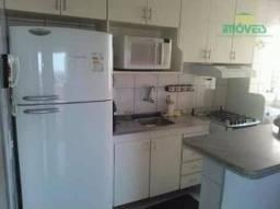Apartamento com 3 dormitórios à venda, 63 m² por R$ 280 - Cidade dos Funcionários - Fortal