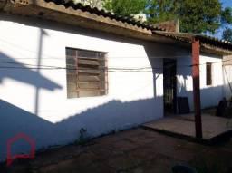 Casa com 2 dormitórios para alugar, 45 m² por R$ 400/mês - Morro do Espelho - São Leopoldo