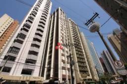 Apartamento com 4 dormitórios para alugar, 159 m² por R$ 2.950,00/mês - Batel - Curitiba/P
