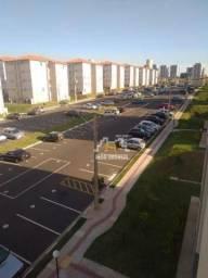 Apartamento com 2 dorms à venda, 43 m² - Loteamento Nova Espírito Santo - Valinhos/SP