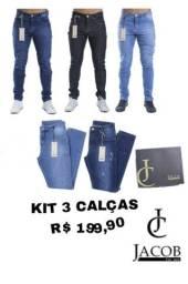 KIT COM 3 LINDAS CALÇAS!!