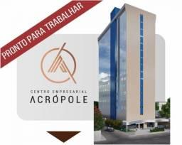 Centro Empresarial Acrópole! Sala comercial.