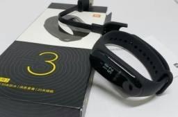 Smartwatch Xiaomi MiBand 3 Original - Monitor passos, sono, atividades, cadíaco