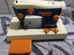 Máquina de costura colecionador