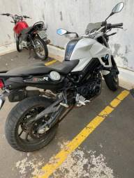 Moto BMW F800R - 2012