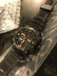 Relógio masculino original à prova d'água
