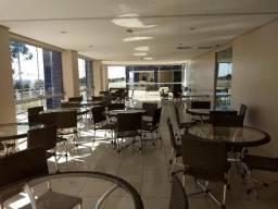 Apartamento de 01 quarto em águas claras repleto de armários no edifício piazza di spagna!