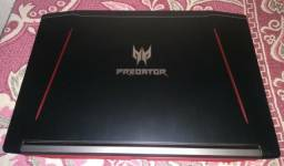 Notebook Gamer Predator Helios 300