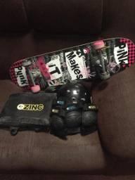 Skate zinc