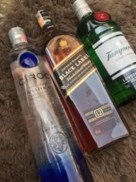 Vendo bebidas diversas
