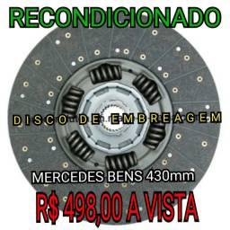 EMBREAGEM,DISCO DO CAMINHÃO MERCEDES BENS