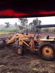 Retro escavadeira mf 86 hs