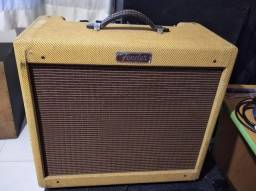 Amplificador Cubo Fender Blues junior comprar usado  Itajaí