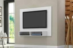 Painel para TV Ipanema - Coloca na parede e Instala a TV