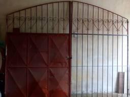 Portão de garagem
