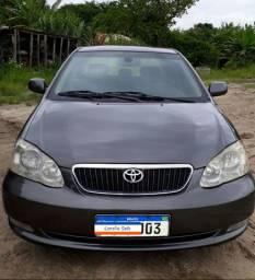Corolla Seg 1.8 Automático  ( Câmbio novo) ( carro impecável)