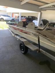 Barco marajó 17, Fishing ano 2014