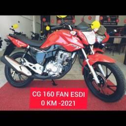 CG 160 Fan 0 km - 2021