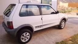 Fiat Uno Mille Way Economy 2012
